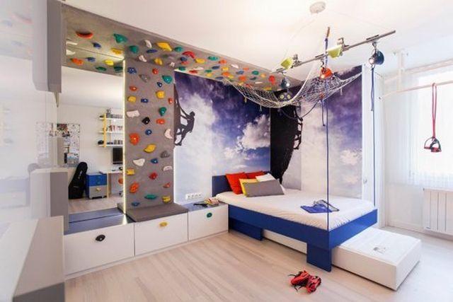 10 hóbortos és gyönyörű gyerekszoba - fotók