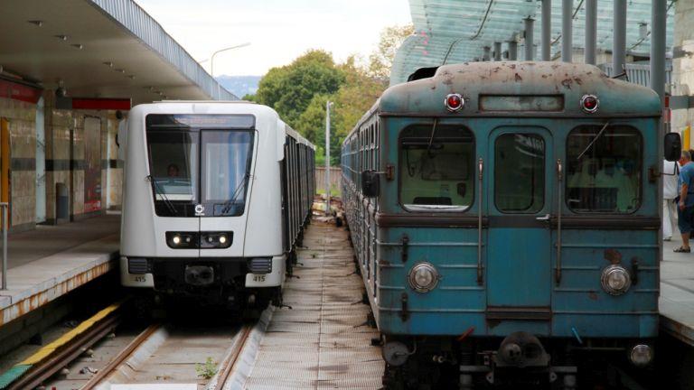 Ismét ember vezeti a négyes metrót?