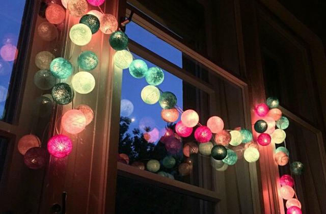 Cotton BAll Lights elégedett vásárlónál