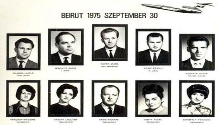 Negyven éve történt a Malév 240-es járatának tragédiája