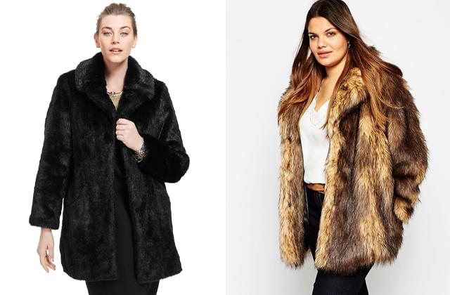 Így válassz kabátot ha plus size vagy!