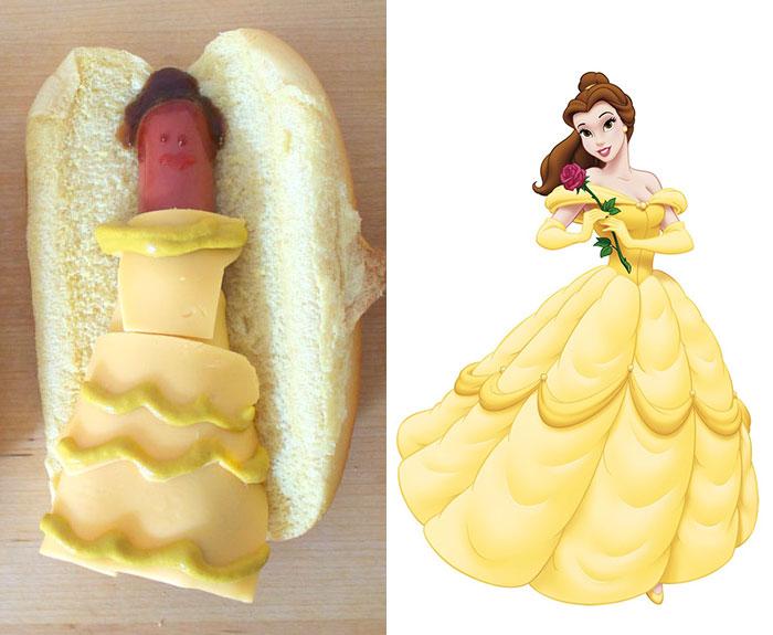 Edd meg a kedvenc Disney hercegnődet!