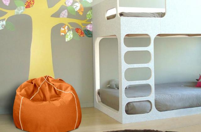 Gyerekbabzsák Fotó: designstyle.hu