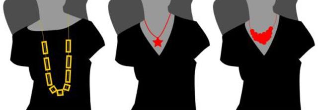 Így válaszd ki a tökéletes nyakláncot!