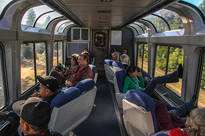 Vonattal átszelni Amerikát és csodát látni 213 dollárért