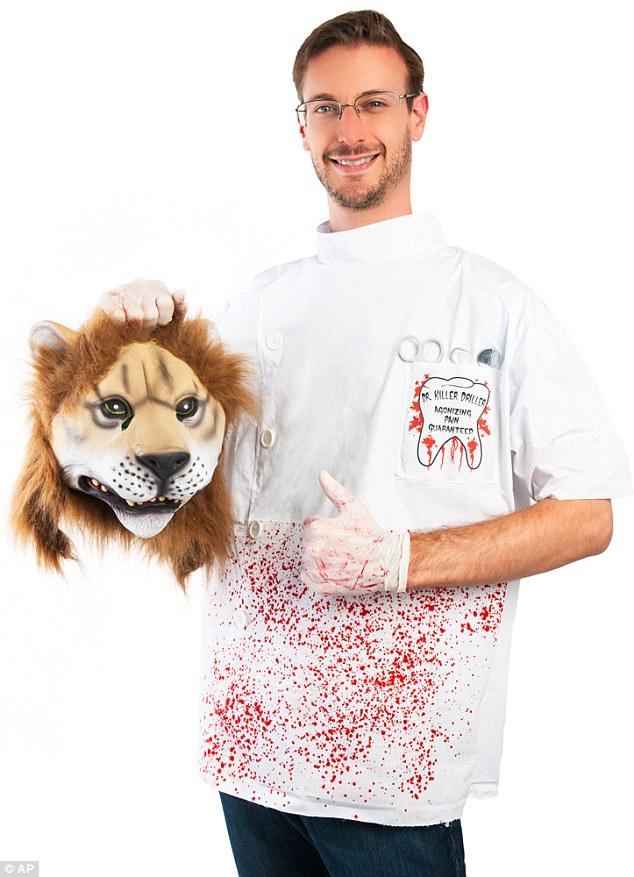 Cecil, a híres oroszlán feje és fogorvos gyilkosa