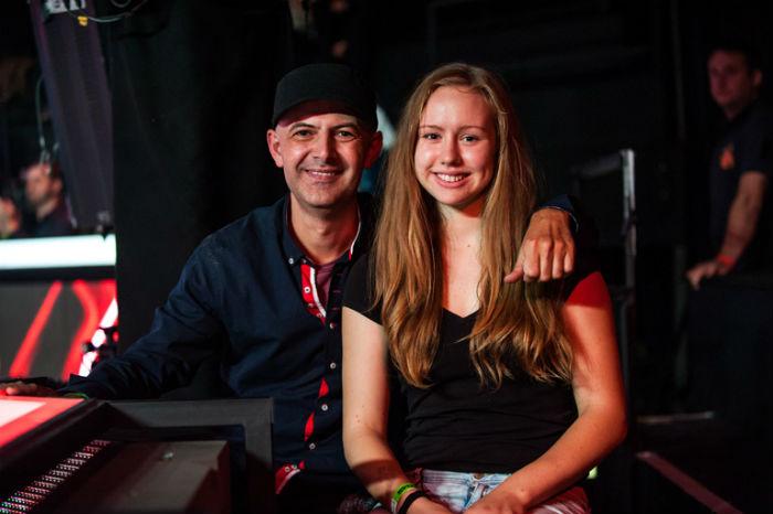 Tvrtko és Gréti a Sztárban sztár  műsorának felvételén