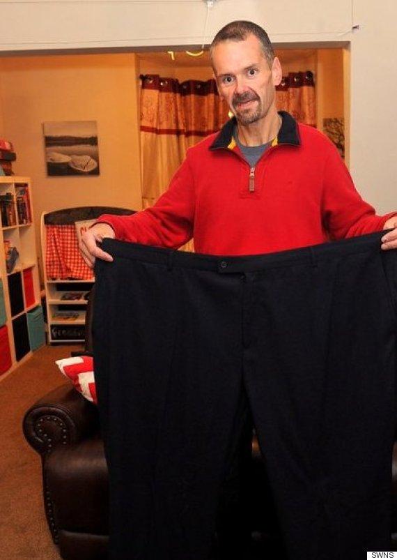 Íme az apa, aki 126 kilót fogyott és abbahagyta a dohányzást a fia kedvéért