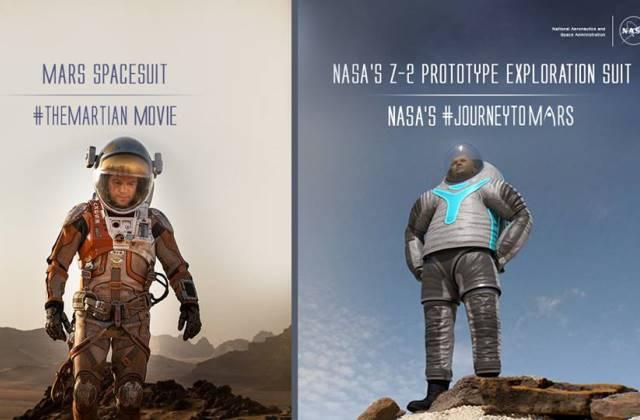 Akár te is tesztelheted a NASA vadonatúj űrruháit