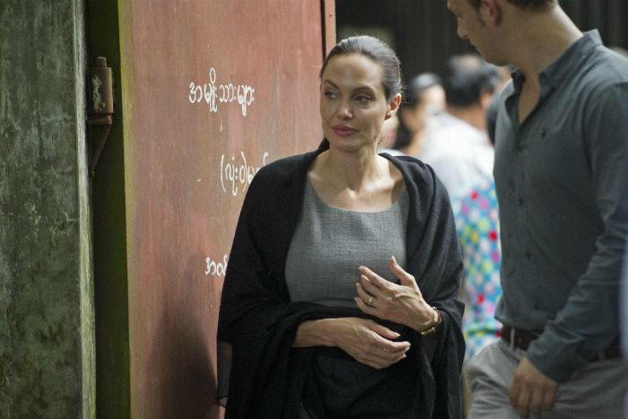 Augusztus óta nemigen jelent meg Angelina Jolie nyilvános eseményen