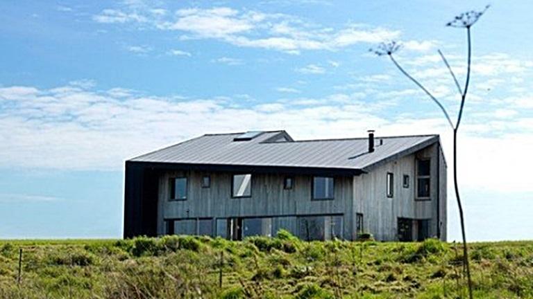 Dögös, modern ház, amit biztosan megépítenénk