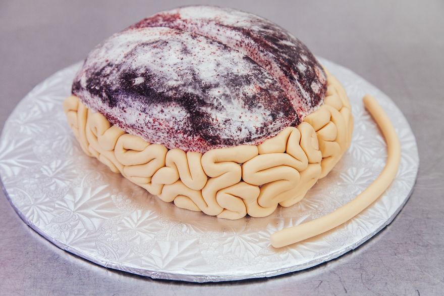 Egyél te is agyat Halloweenkor!