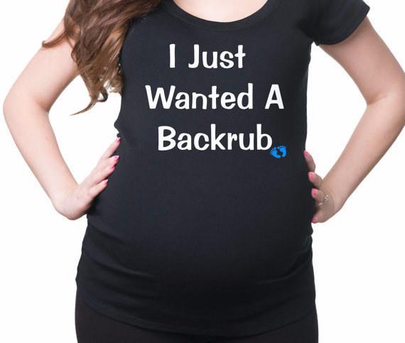 Babát vársz? Akkor ezeket a vicces pólókat imádni fogod!