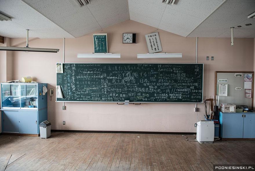 Fukusima: sosem látott képek a robbanás helyszínén