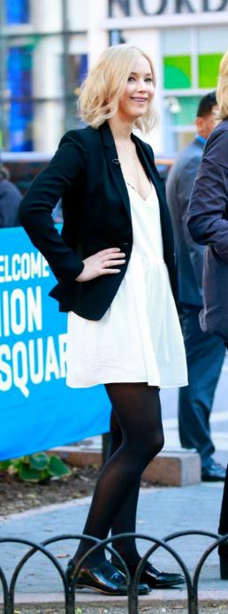 Jennifer Lawrence leveri a férfiakat