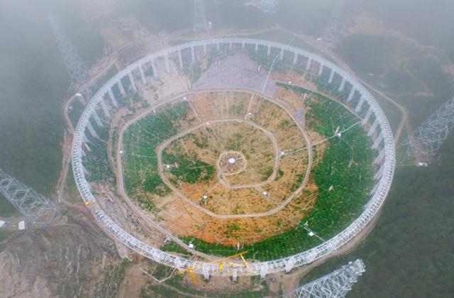 A földönkívülieket keresik majd a világ legnagyobb teleszkópjával