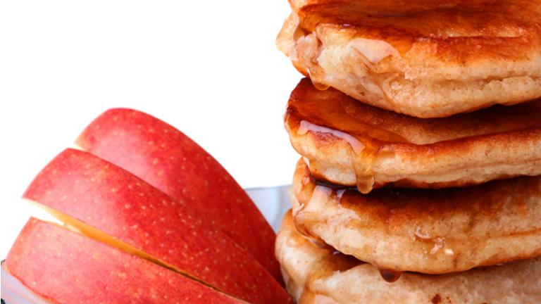 Pénteki palacsinta: nagyi almás palacsintája