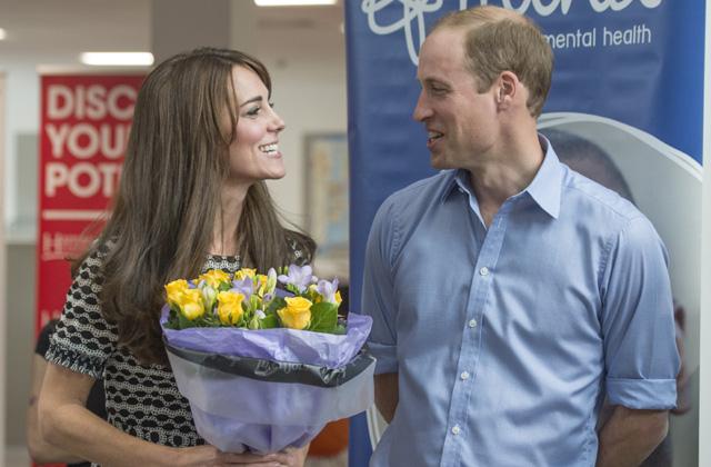 Katalin hercegnő és Vilmos herceg lenyomták Beckhaméket
