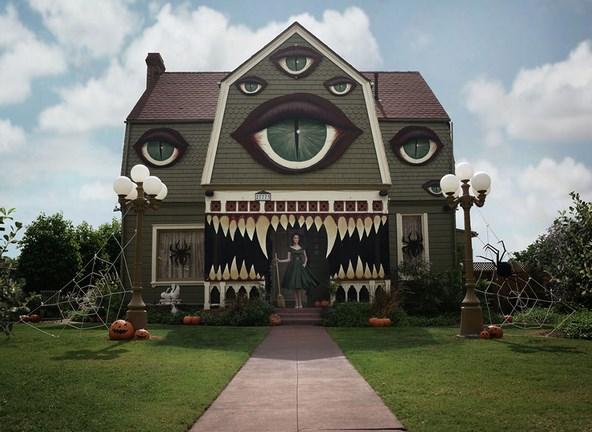 Alakítsd át házadat te is kísértetkastéllyá!