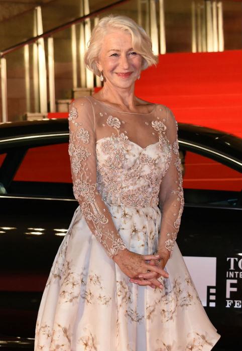70 évesen is bombanő Helen Mirren