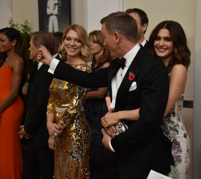 Rácáfol a pletykára Daniel Craig és Rachel Weisz