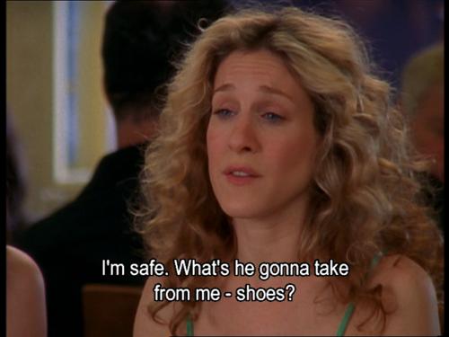 10 felejthetetlen mondat Carrie Bradshawtól a Szex és New Yorkból