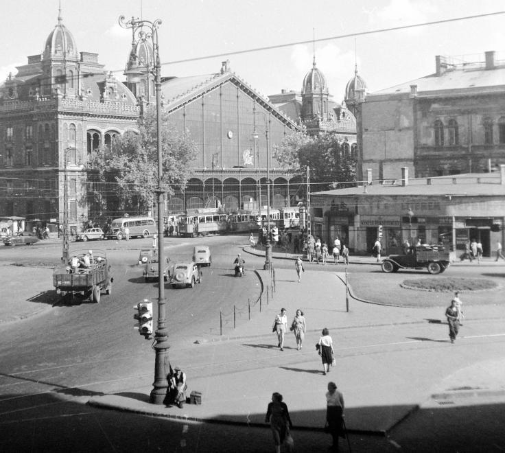 10 régi fotó a Nyugati pályaudvarról, amit sosem láttál