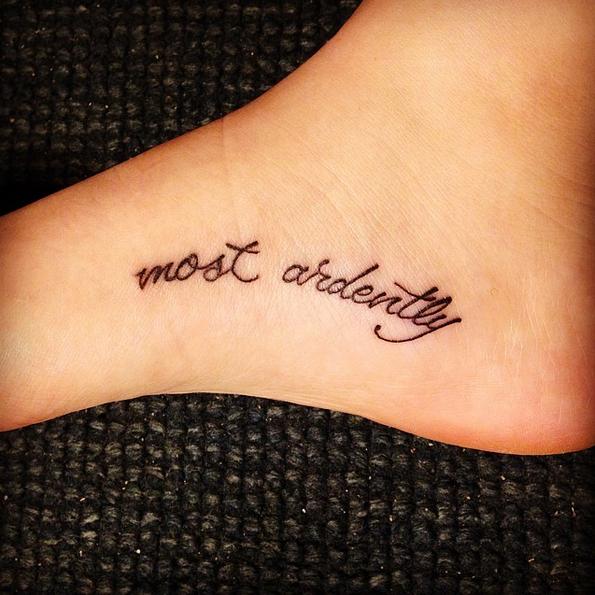 20 csodaszép könyvek ihlette tetoválás, amit imádni fogsz - képek