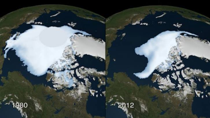 Globális felmelegedés: 10 rémisztő előtte-utána természetfotó