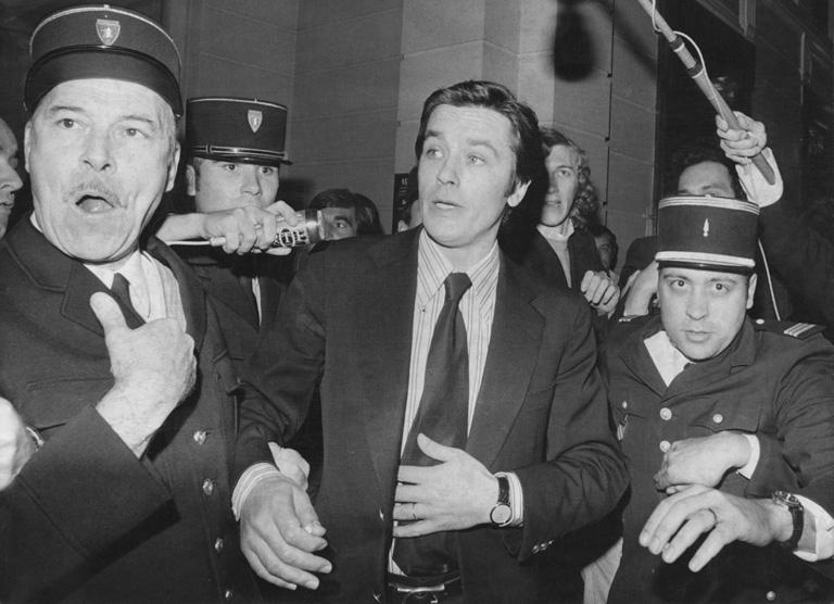 Stevan Markovic gyilkosság tárgyalása Versaillesban, 1973-ban