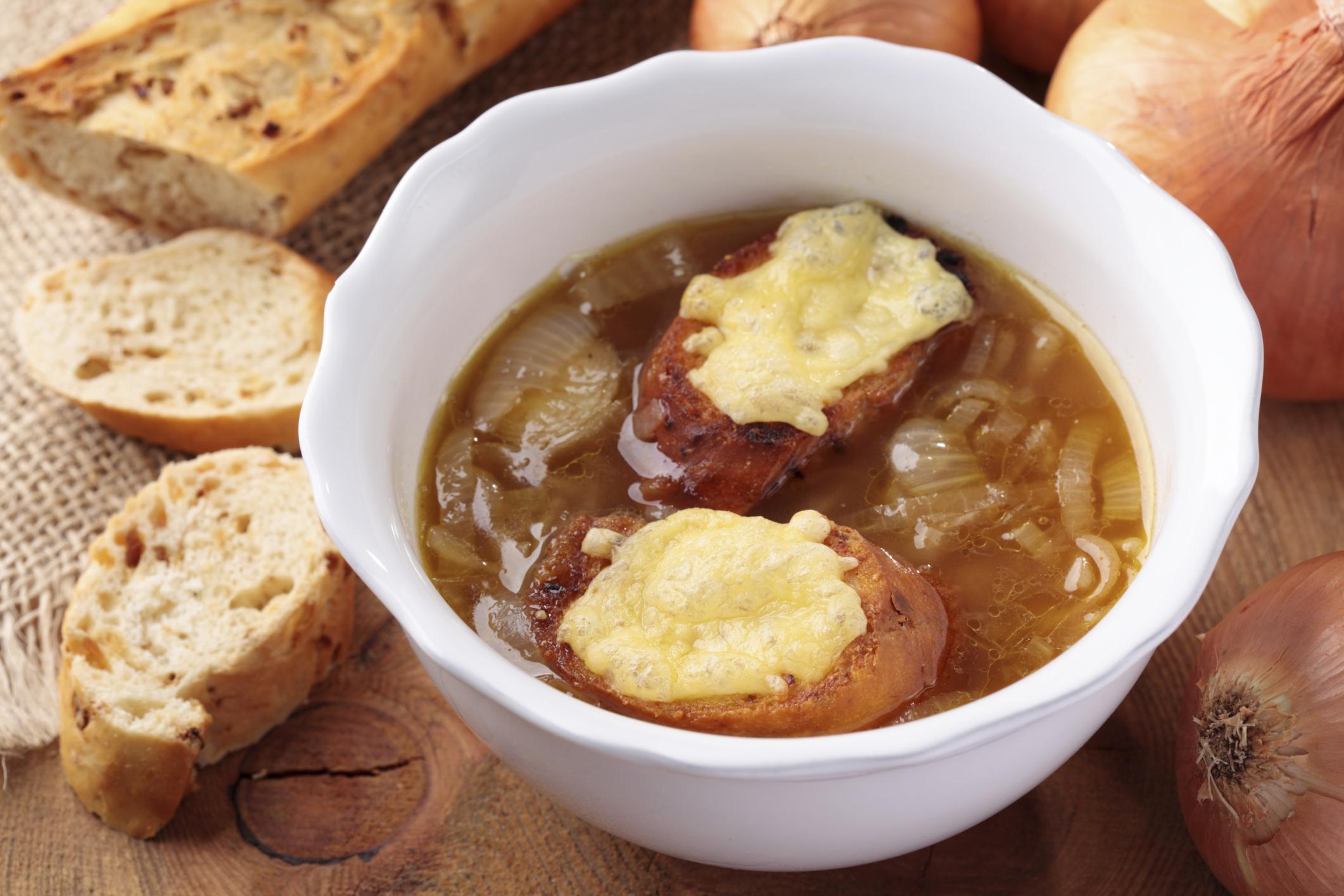 3 őszi leves,