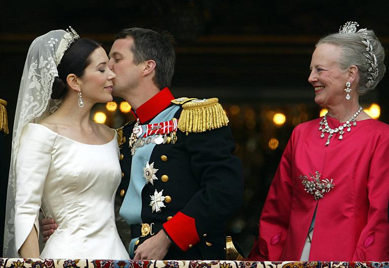 Mária és Frigyes, dán trónörököspár