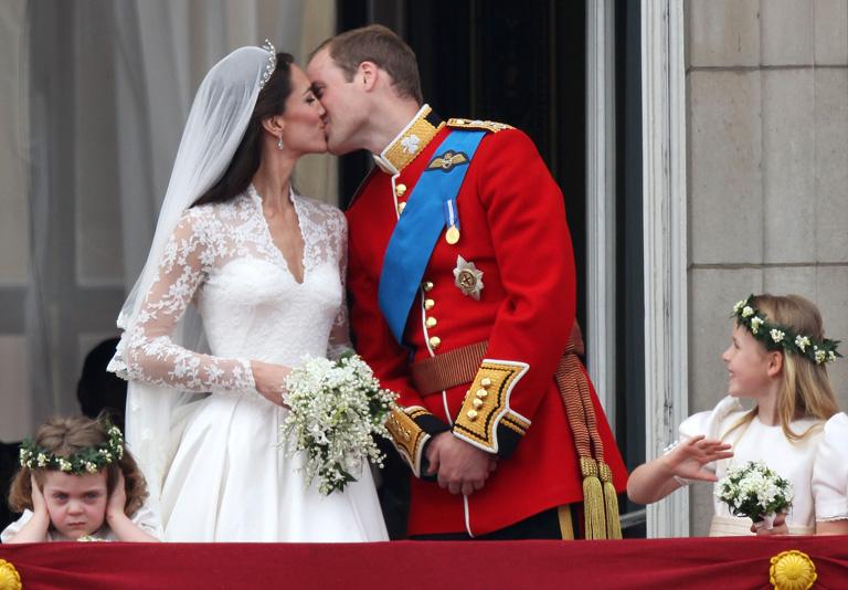 Vilmos herceg és Katalin hercegné