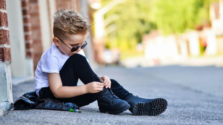A használt cipő nem árt a gyerek lábának - Tények és tévhitek a gyerekcipőkről