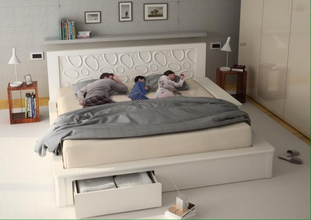 Íme a válasz az örök kérdésre: hol aludjon a gyerek?