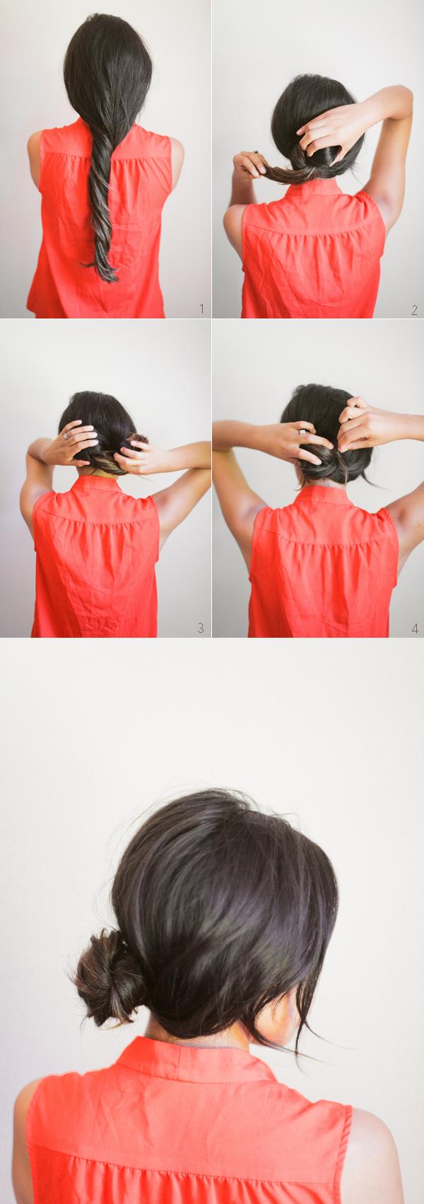 20 különböző percek alatt elkészíthető frizura, amit kipróbálhatsz a hétvégén - képek