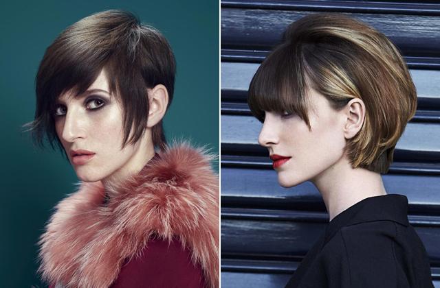 6 nagyon divatos frizura rövid hajból