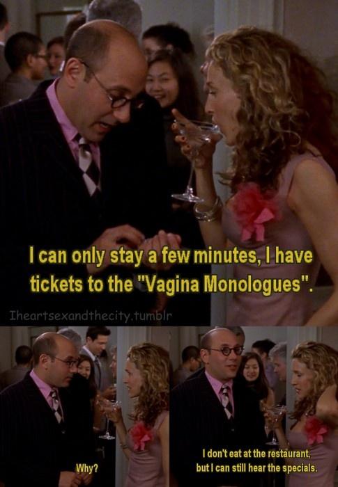10 felejthetetlen mondat Stanford-tól a Szex és New Yorkból