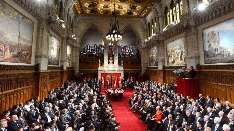 A kanadai parlament