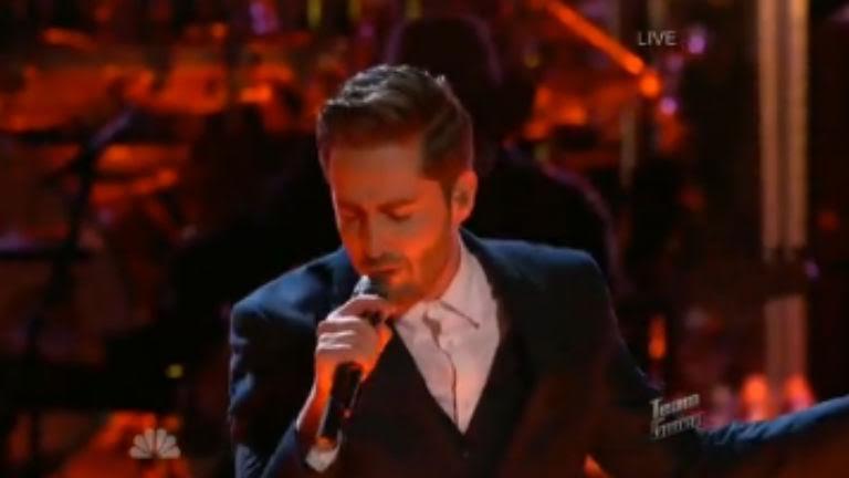 Így énekelt Király Viktor a Voice első élő showjában