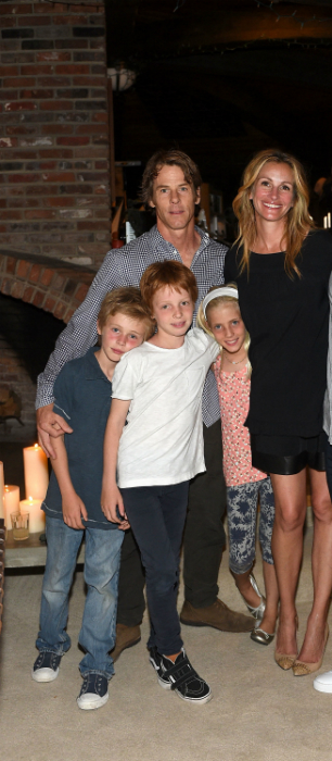 Julia Roberts: csak egy titkunk van a férjemmel