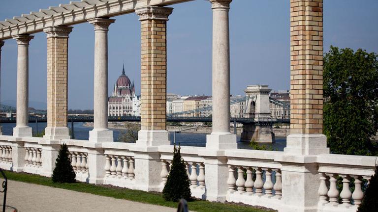 A Várkert Bazárt idén áprilisban adták át - Fotó: