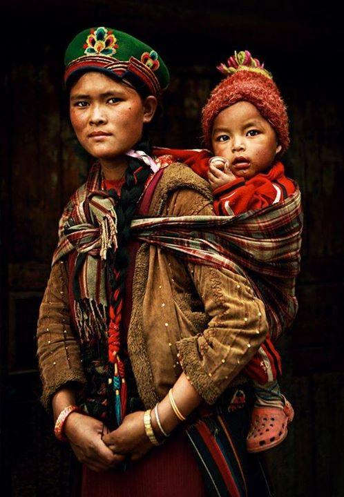 Anyák a világ körül - 17 fotó, ami a te szívedet is megérinti