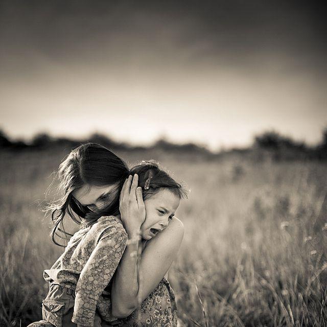 Amikor anya átölel, semmi baj nem érhet - meseszép fotók