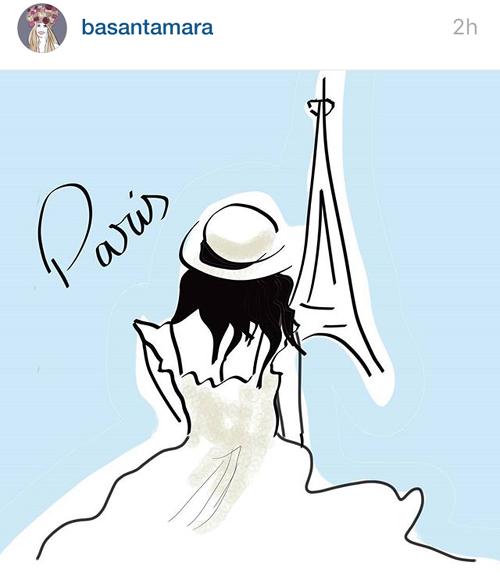 Megható képek: így reagált a divatszakma a párizsi merényletekre