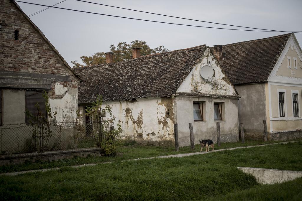 Sok besencei havonta törleszti a lakás- vagy személyi hitelét Fotó: Hajdú D. András