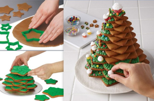 3 szuper mézeskalács karácsonyfa készítési ötlet