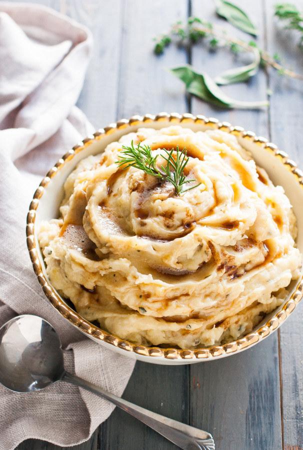 19 ötlet, hogy dobd fel a krumplipürét