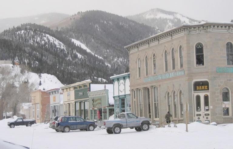 Havazás a Colorado állambeli Silver Lake-ben