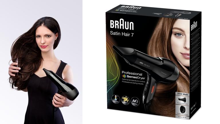 Mindennap új frizura, hajkárosodás nélkül? Valósítsd meg önmagad a Braun innovatív hajformázó termékeivel!